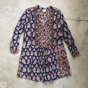 Tiny for Anthro Mollie Dropwaist Dress/Tunic